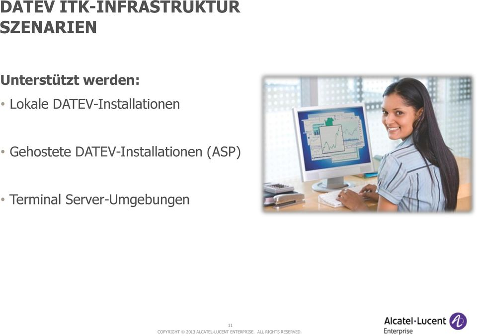 DATEV-Installationen Gehostete