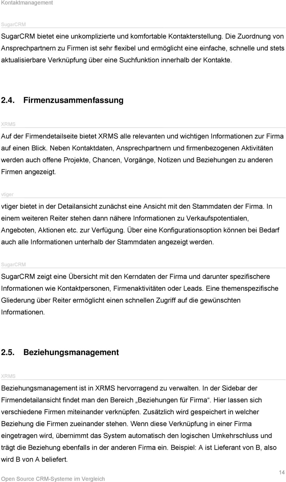 Beste Sugarcrm Vorlagen Fotos - Entry Level Resume Vorlagen Sammlung ...
