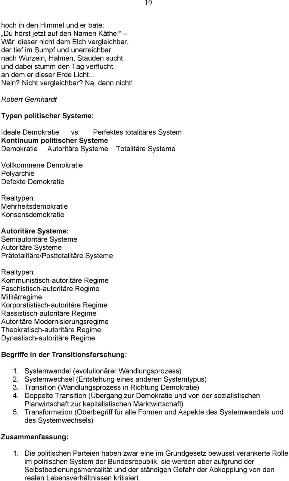 totalitäres system definition
