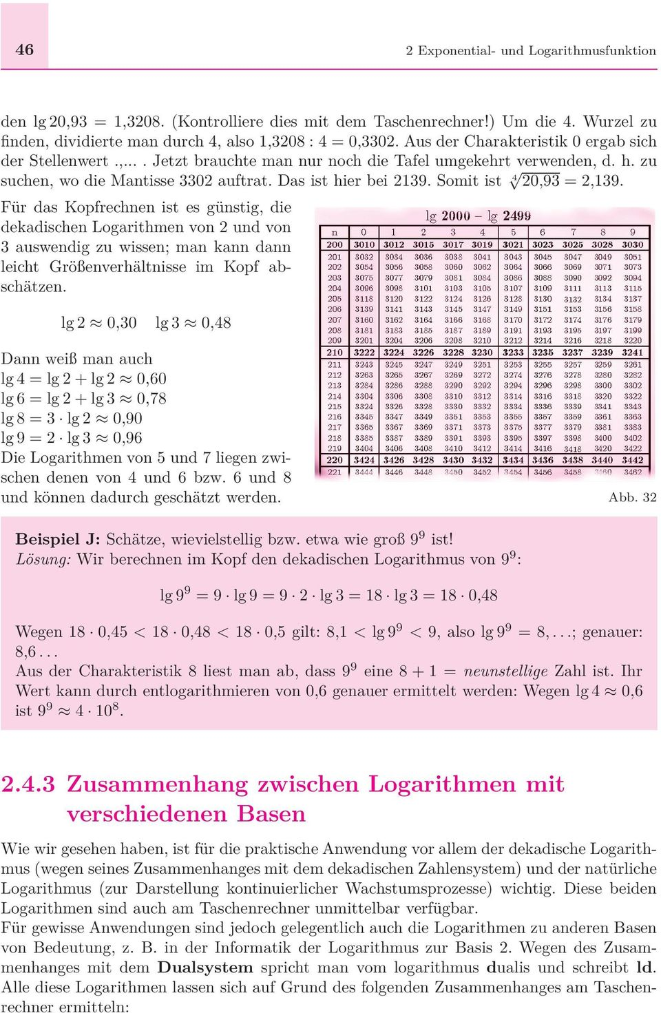 2 Exponential- und Logarithmusfunktion - PDF