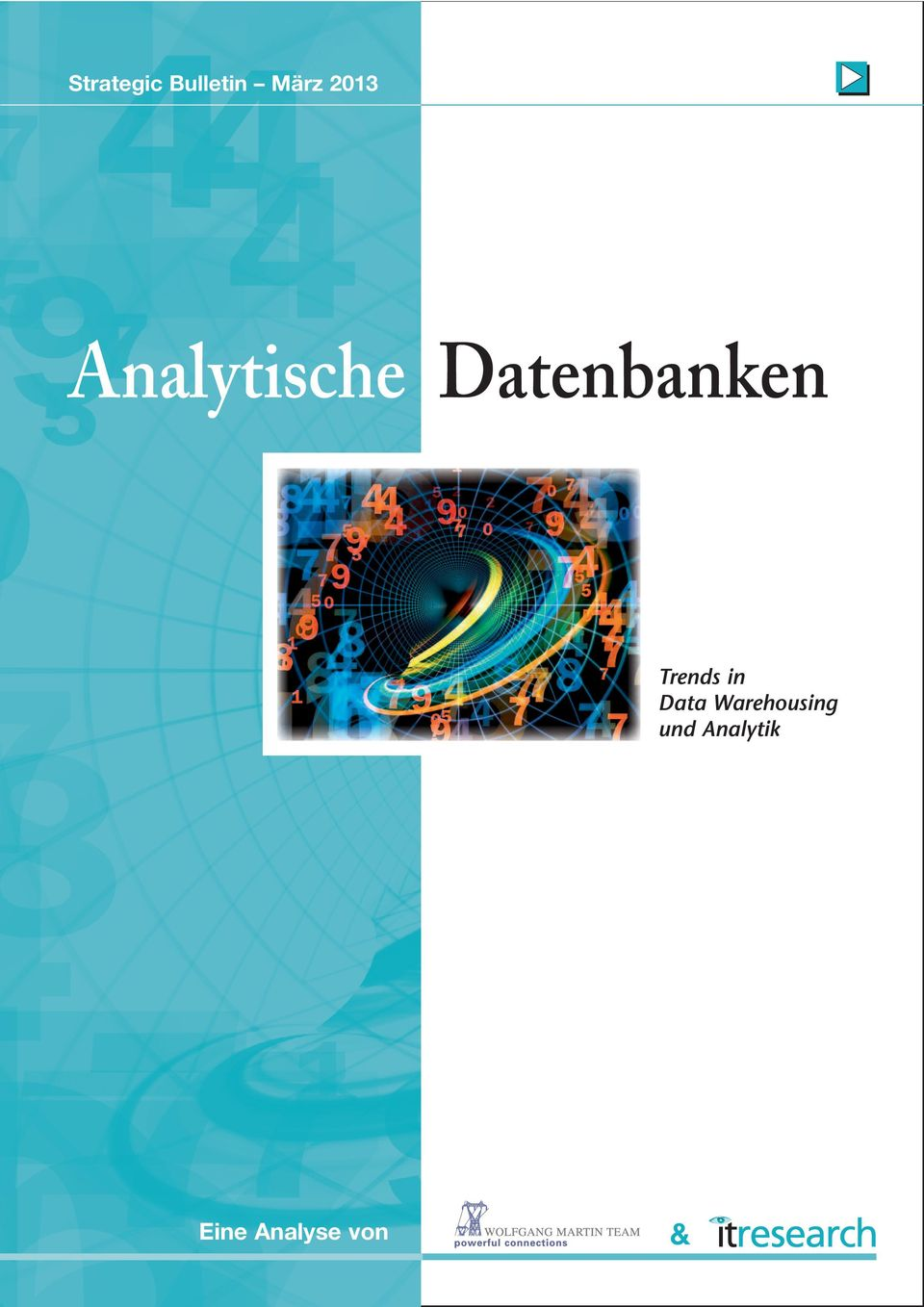 Datenbanken Trends in Data
