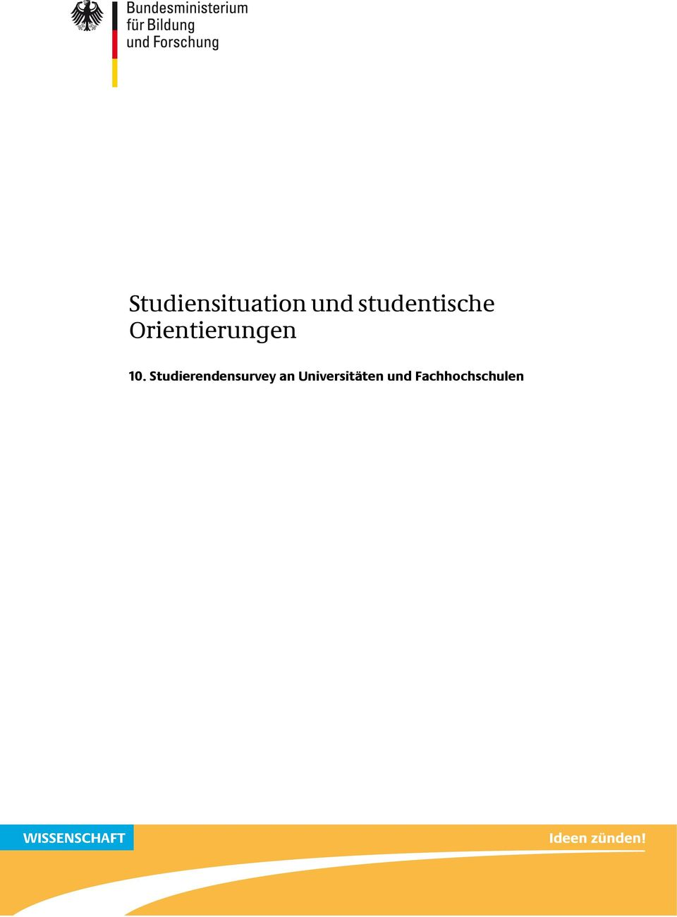 Studierendensurvey an