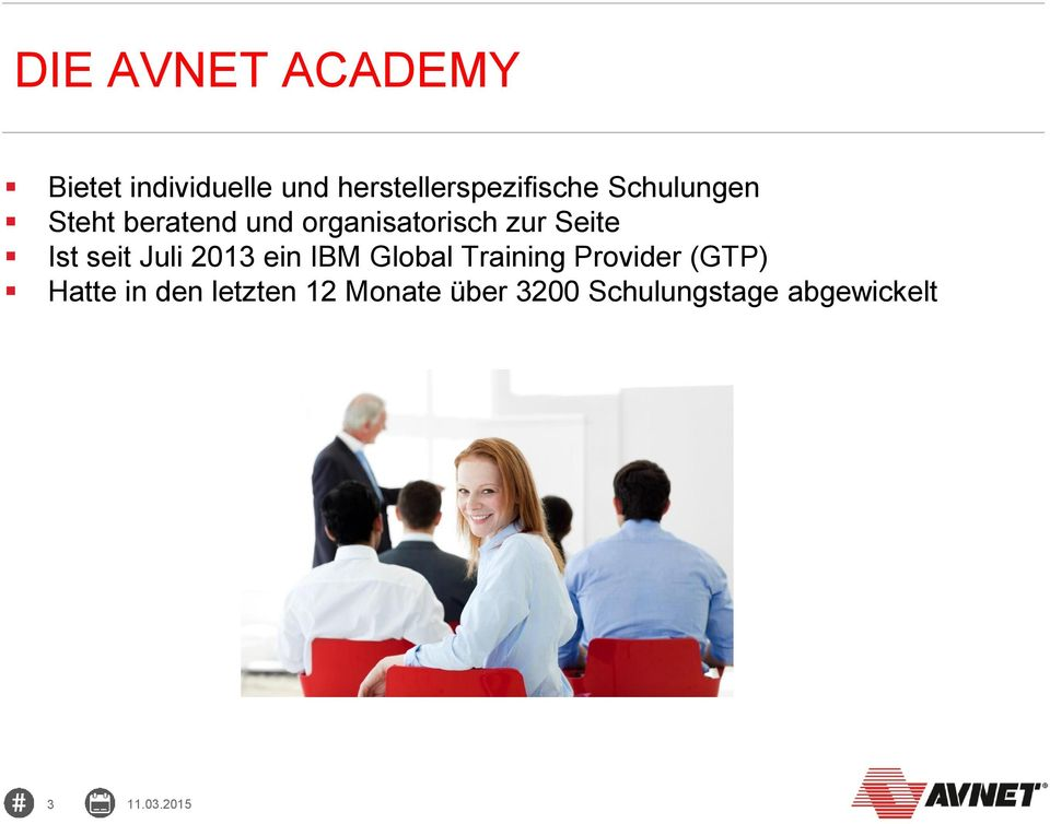 Juli 2013 ein IBM Global Training Provider (GTP) Hatte in den