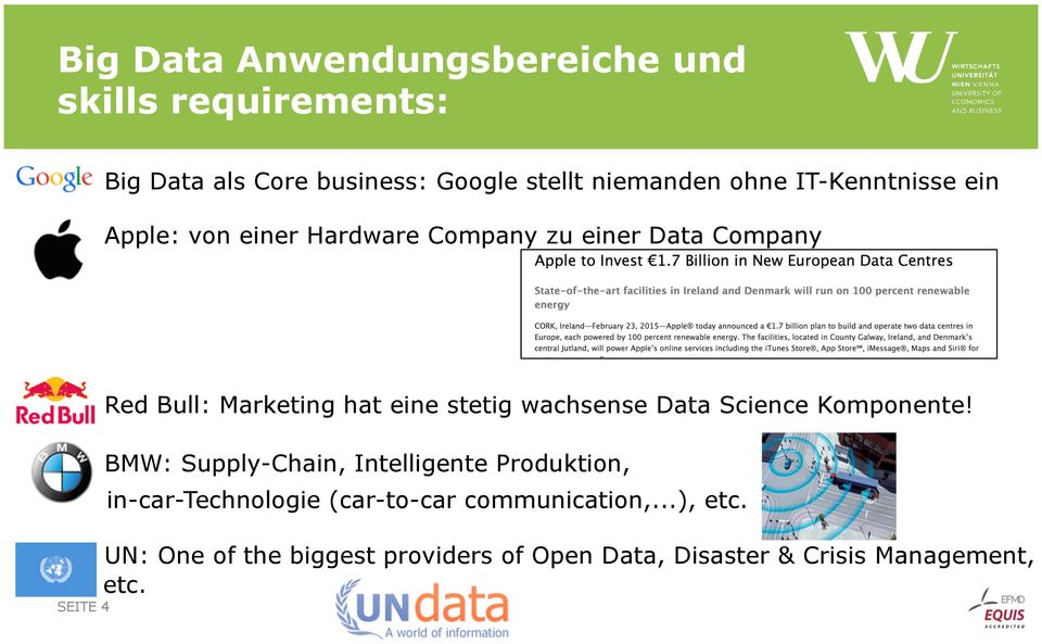 wachsense Data Science Komponente!