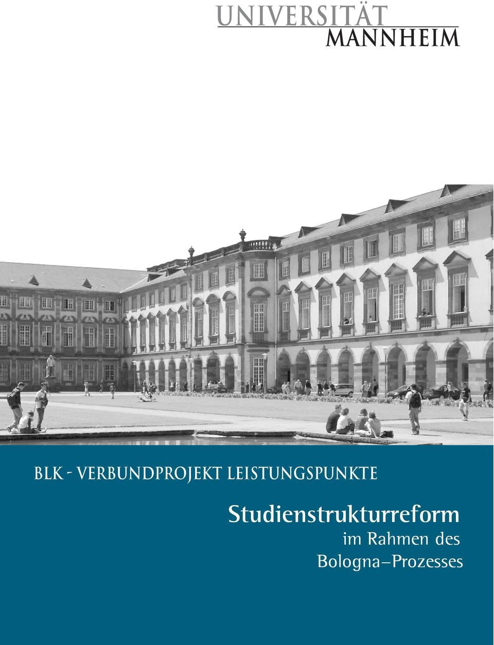 Studienstrukturreform