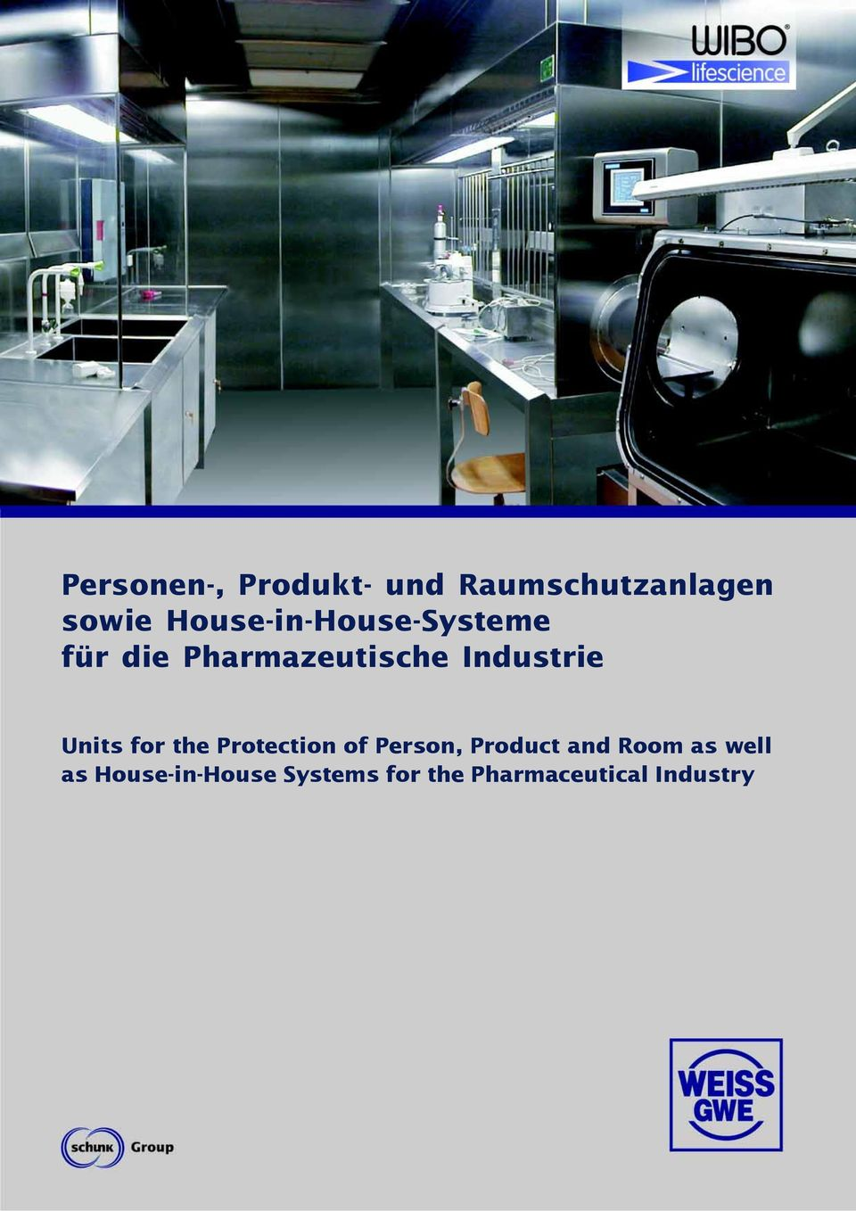 Industrie Units for the Protection of Person, Product