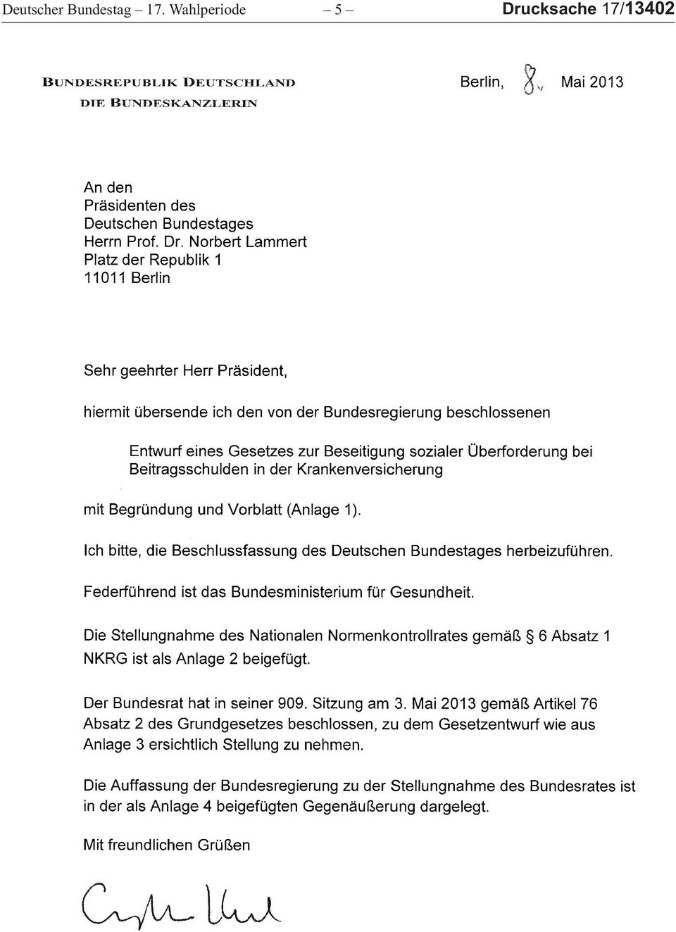 Wahlperiode 5