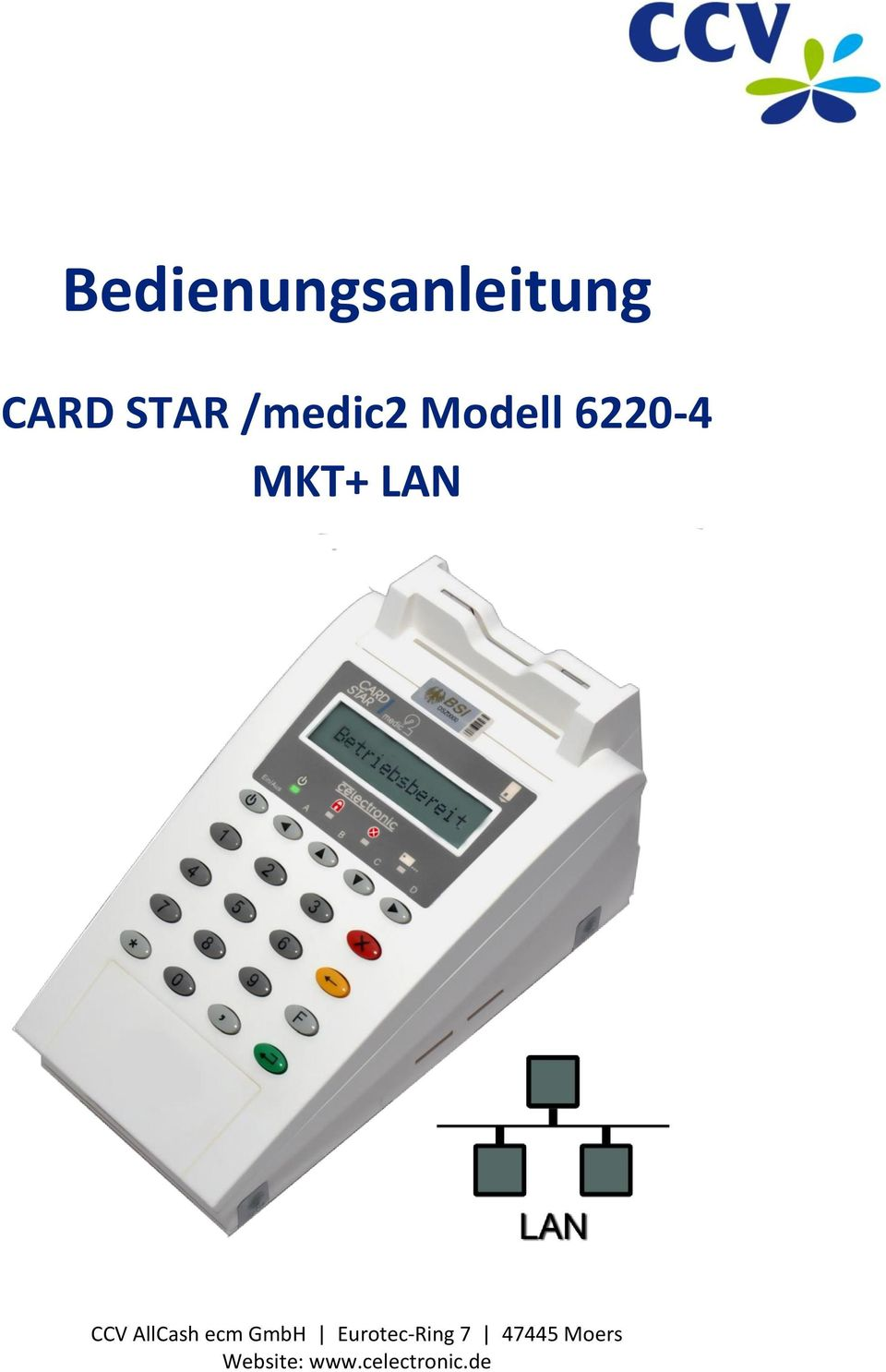 CCV AllCash ecm GmbH Eurotec-Ring
