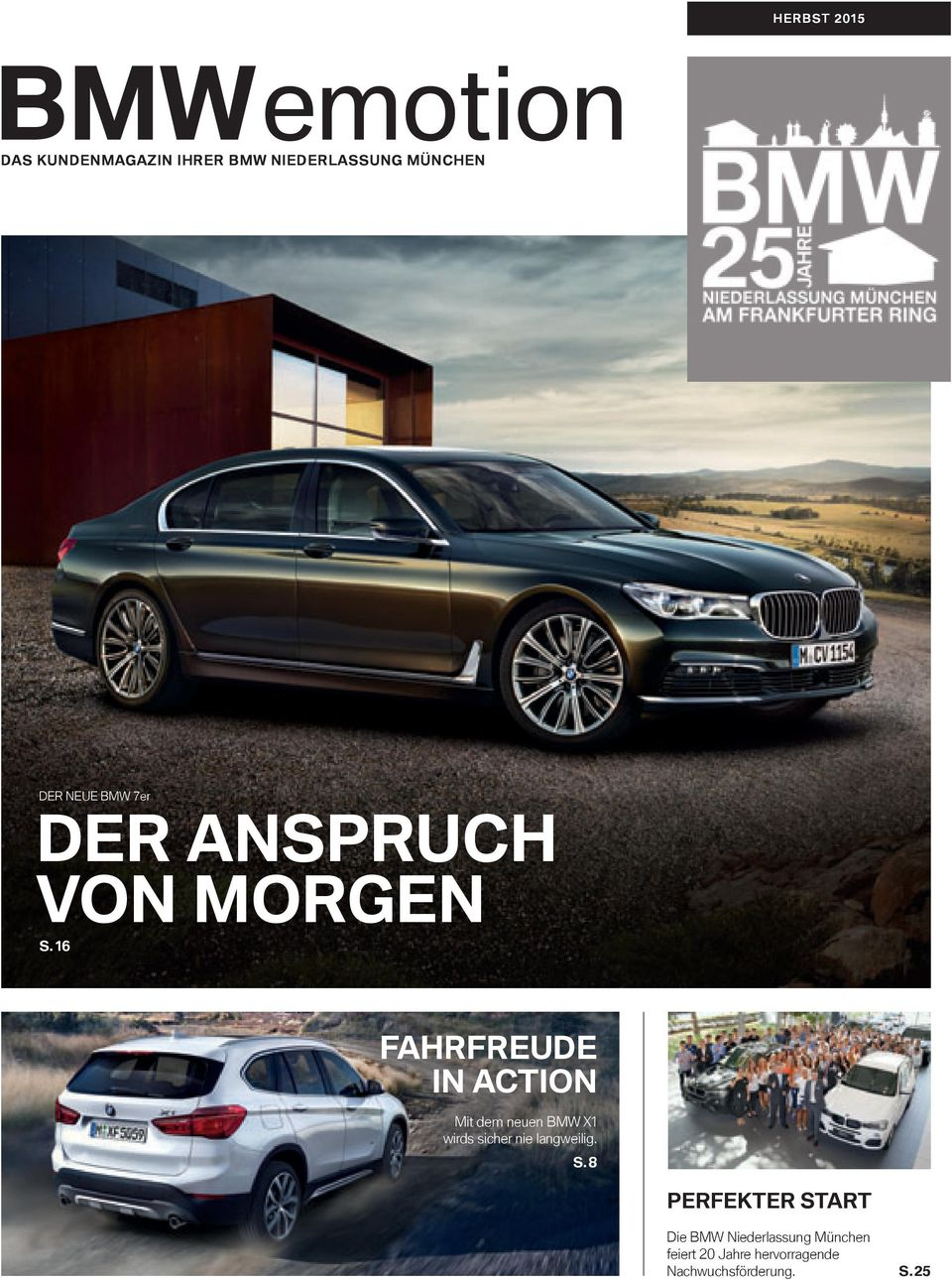 herbst bmw das kundenmagazin ihrer bmw niederlassung m nchen pdf. Black Bedroom Furniture Sets. Home Design Ideas