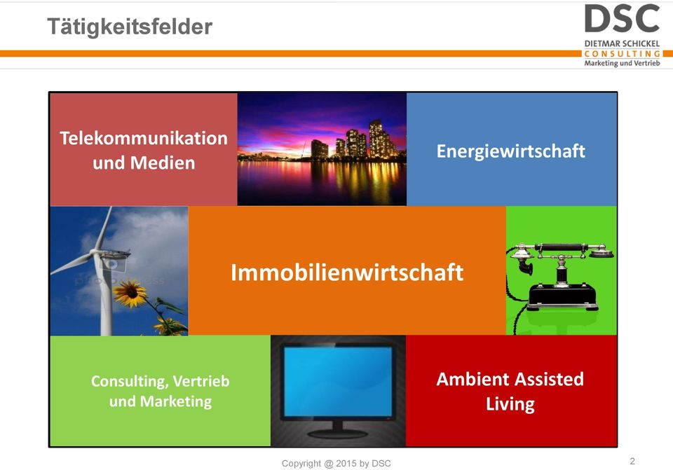 Immobilienwirtschaft Consulting,