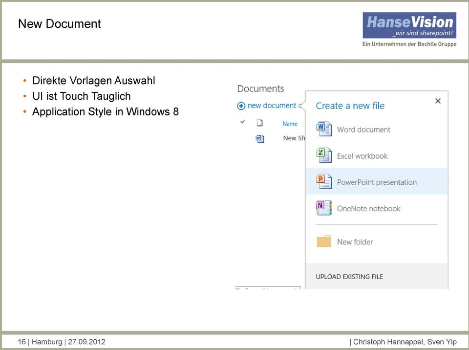 Application Style in Windows 8 16