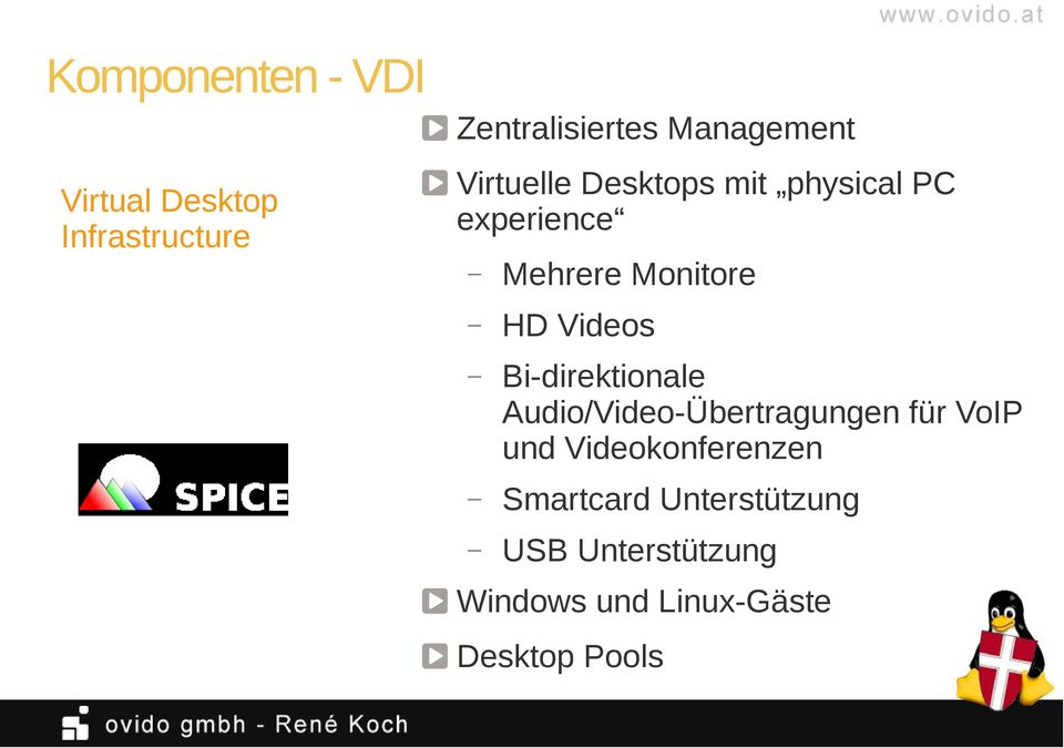 Monitore HD Videos Bi-direktionale Audio/Video-Übertragungen für VoIP und