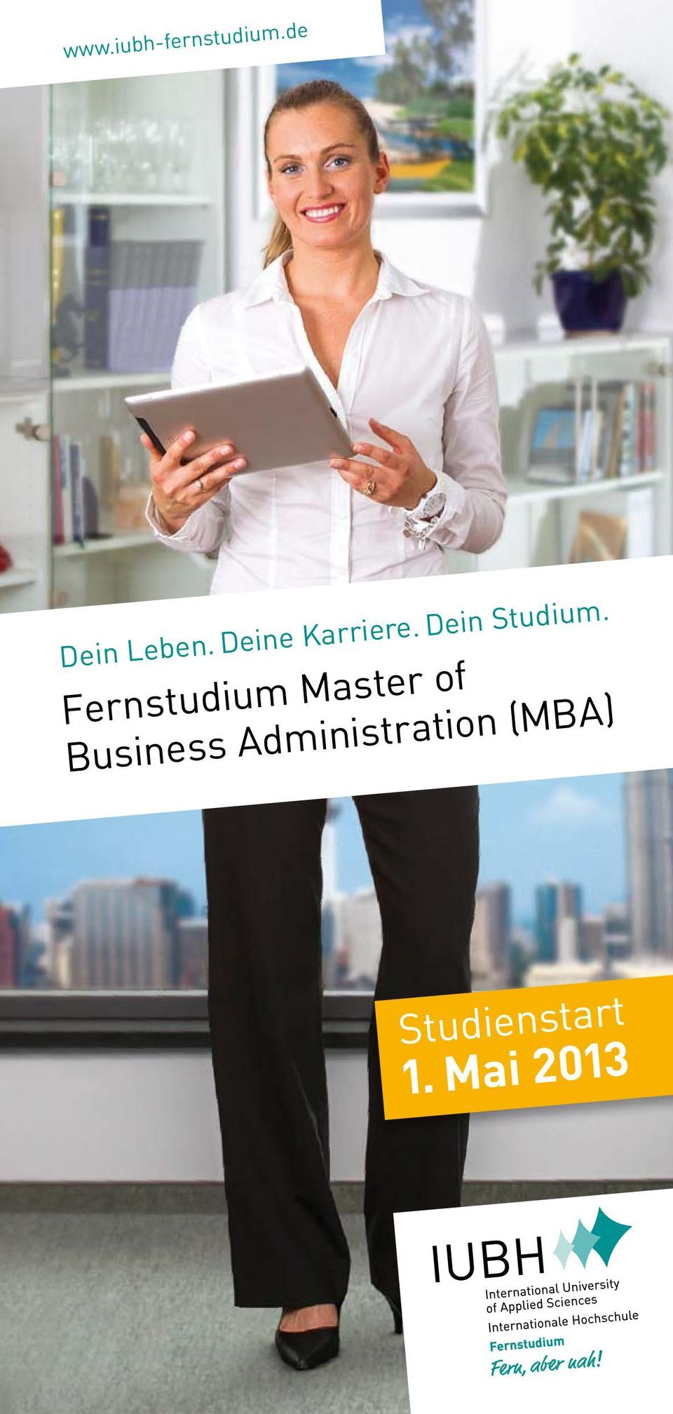Fernstudium Master of Business