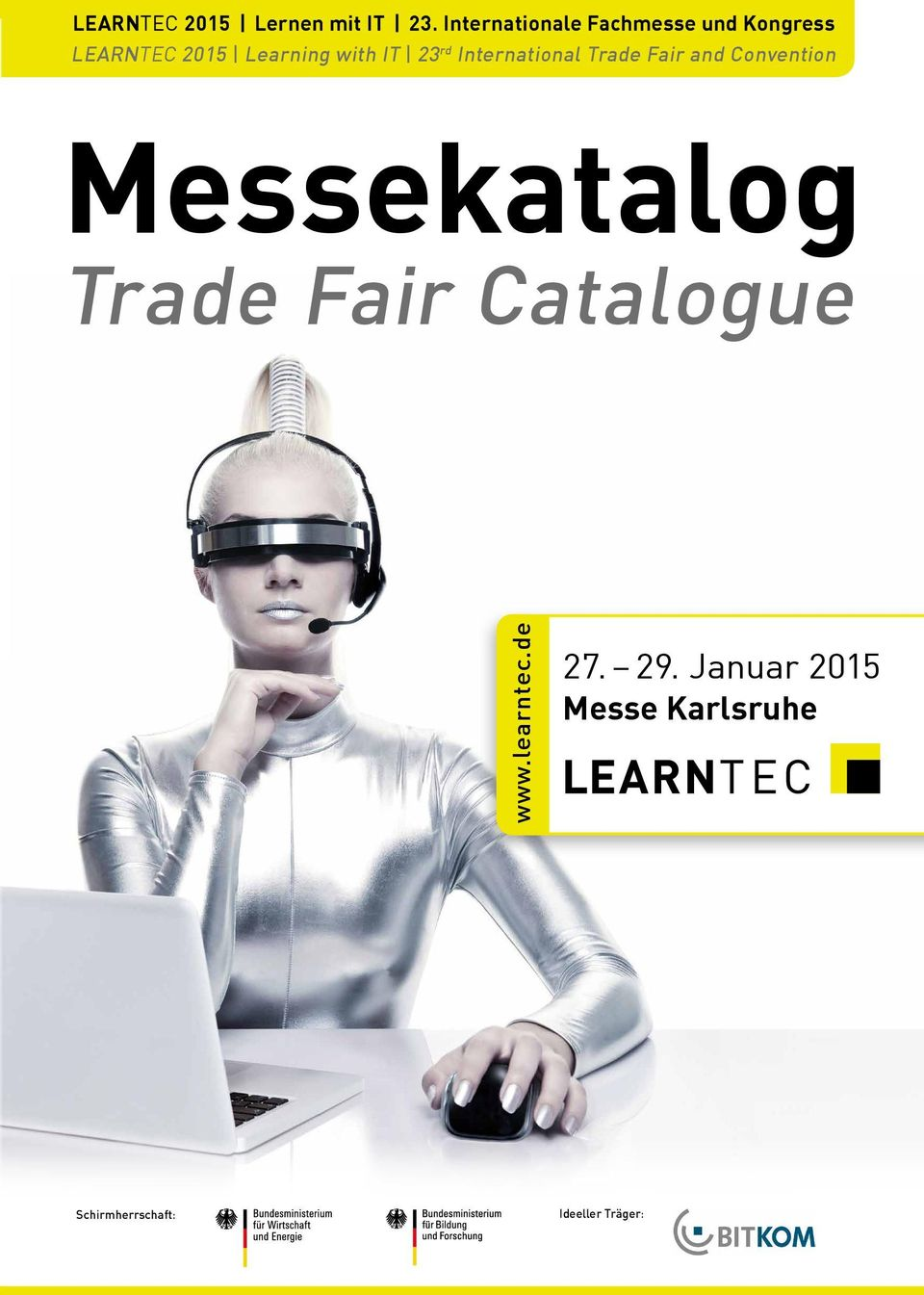 IT 23 rd International Trade Fair and Convention Messekatalog