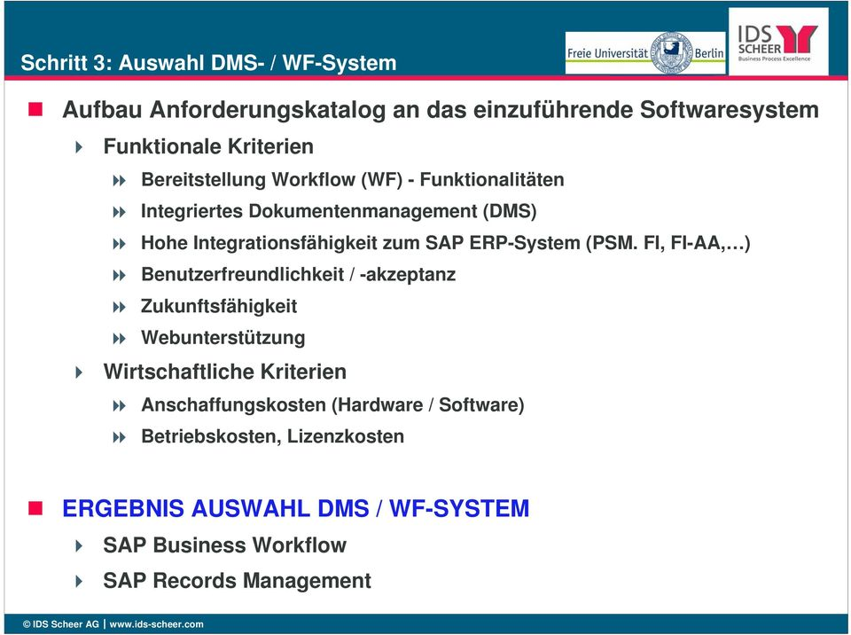 ERP-System (PSM.