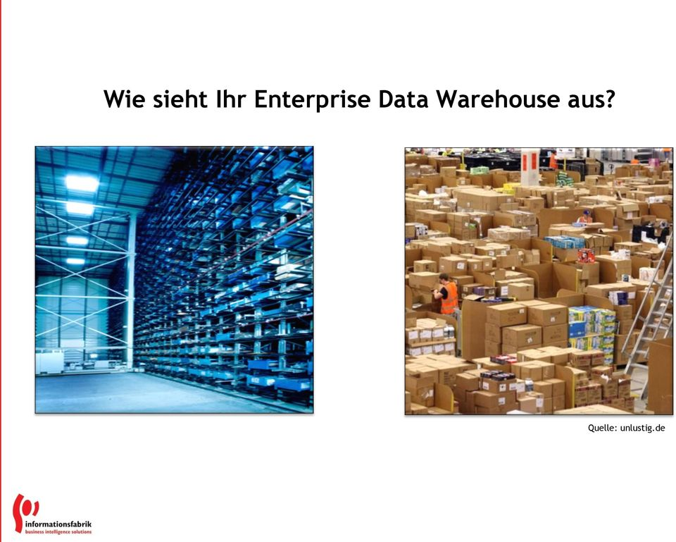 Warehouse aus?