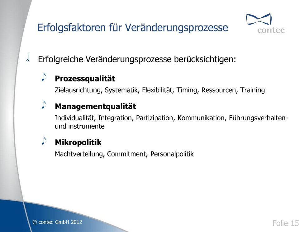 Ressourcen, Training Managementqualität Individualität, Integration, Partizipation,