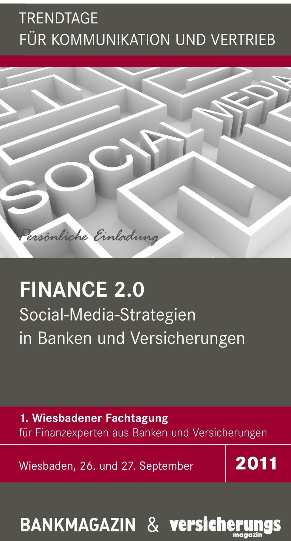 0 Social-Media-Strategien in Banken und Versicherungen 1.