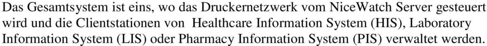 Healthcare Information System (HIS), Laboratory Information