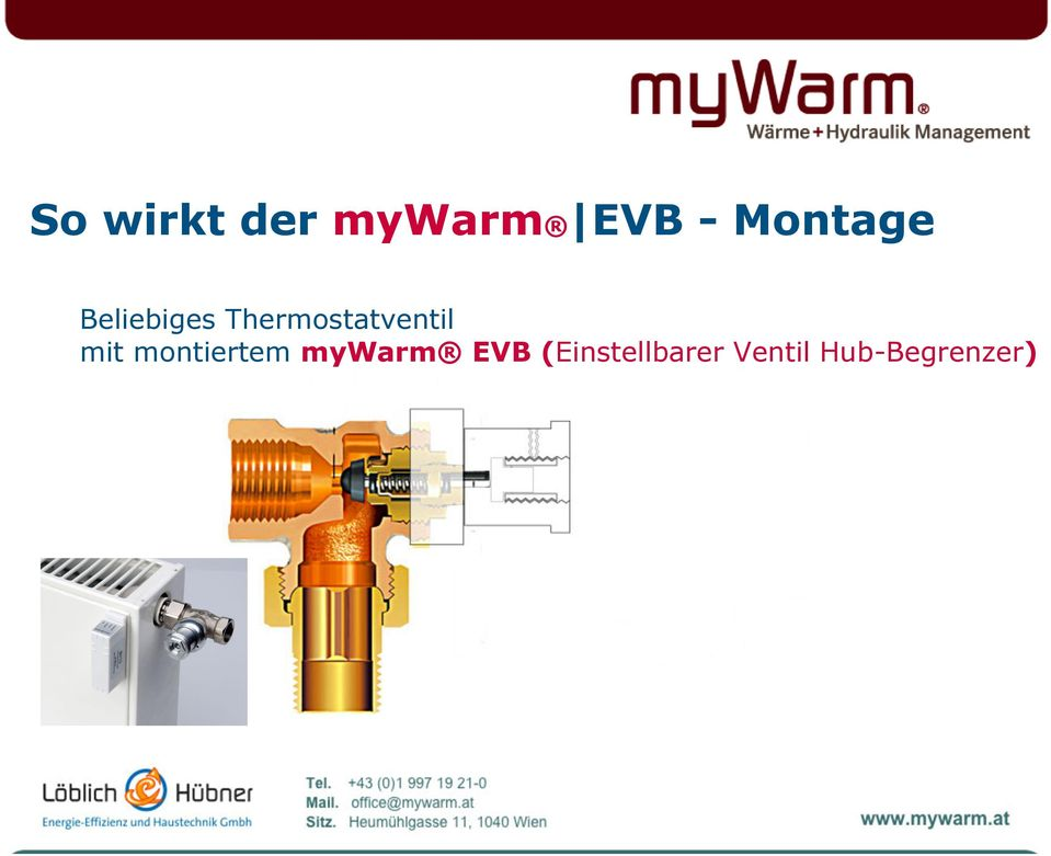 Thermostatventil mit