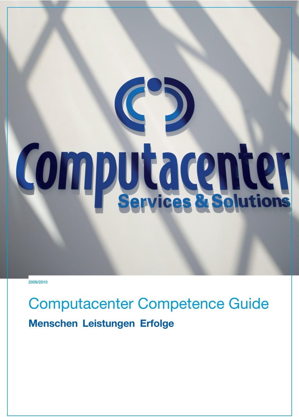 Competence Guide