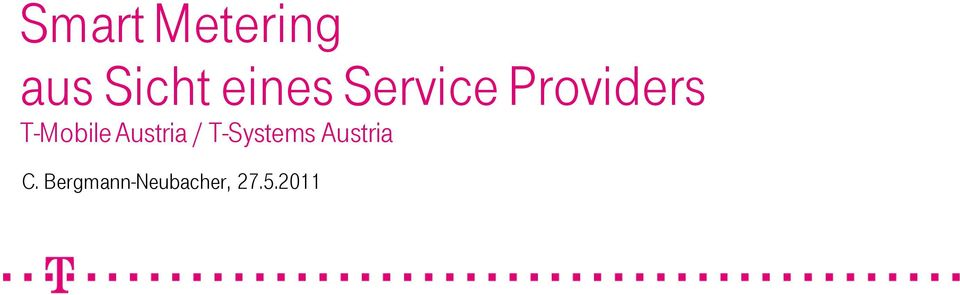 T-Mobile Austria / T-Systems