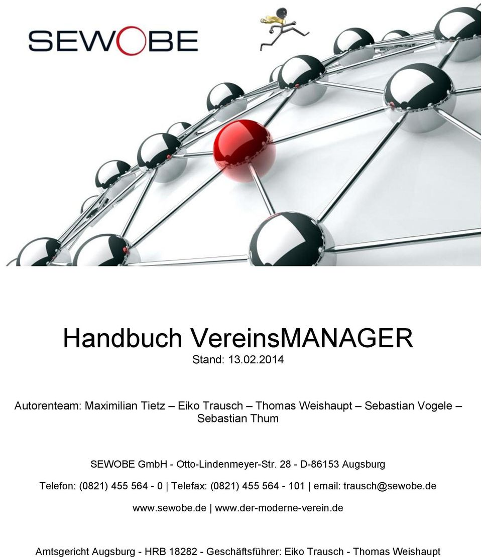 SEWOBE GmbH - Otto-Lindenmeyer-Str.