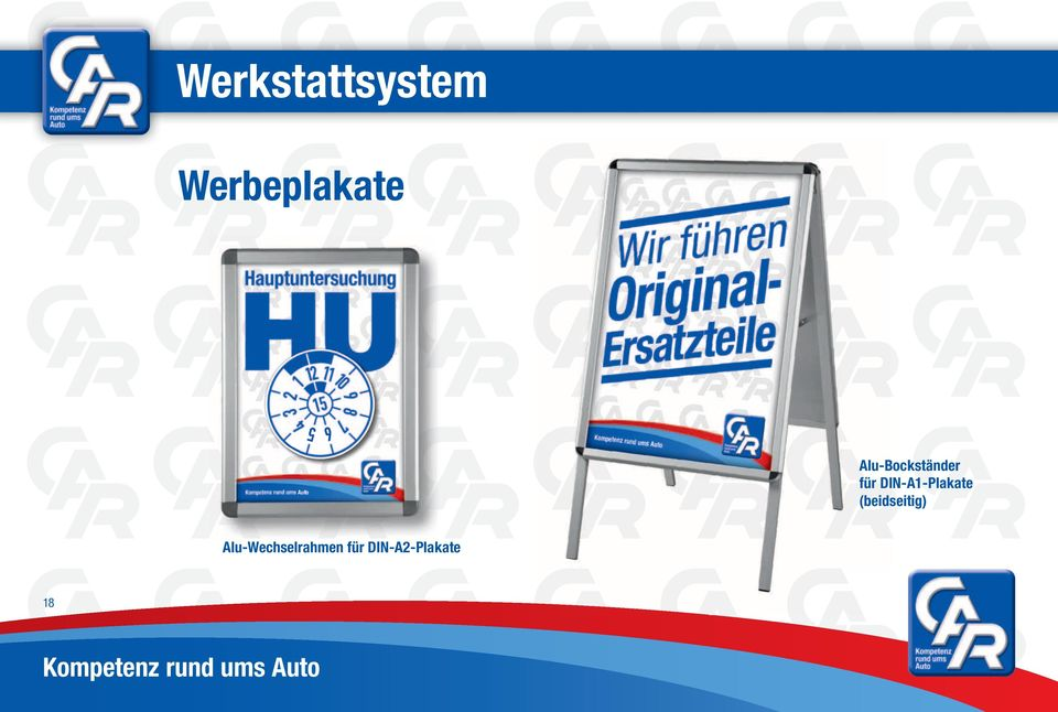DIN-A1-Plakate