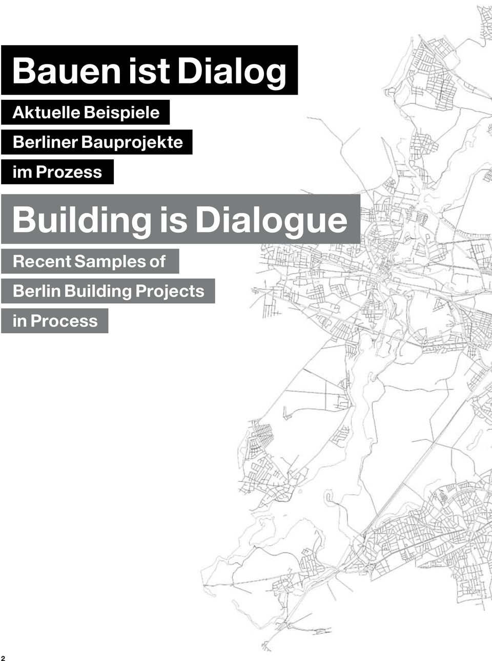 Building is Dialogue Recent Samples