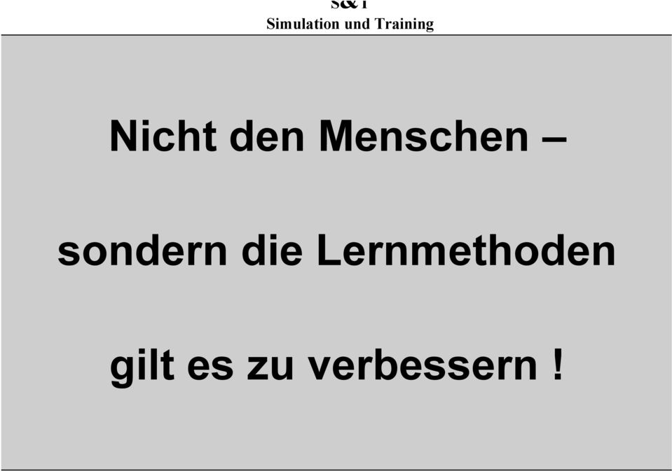 die Lernmethoden