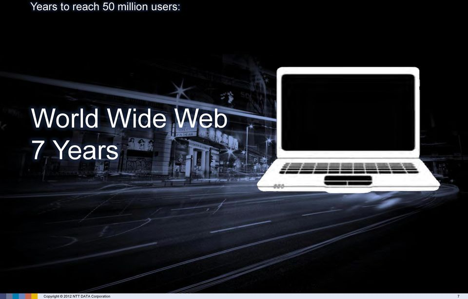 Wide Web 7 Years