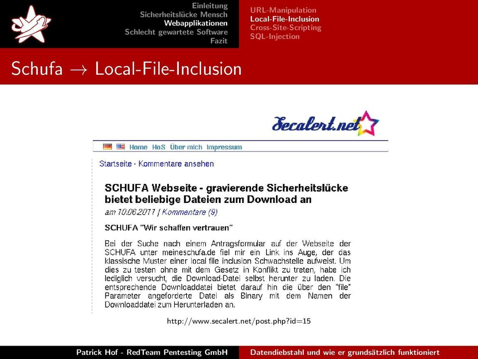 Local-File-Inclusion