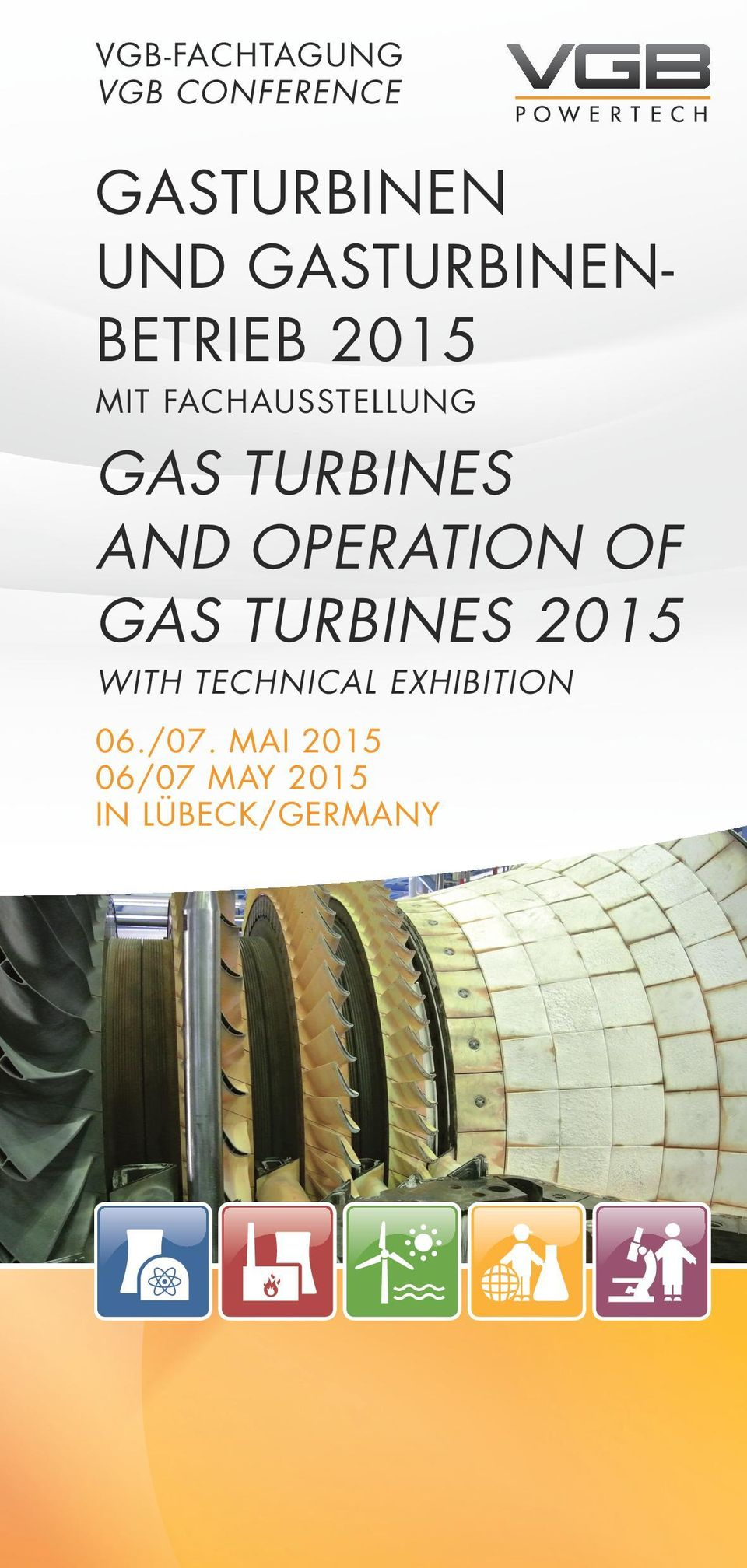 TURBINES AND OPERATION OF GAS TURBINES 2015 WITH