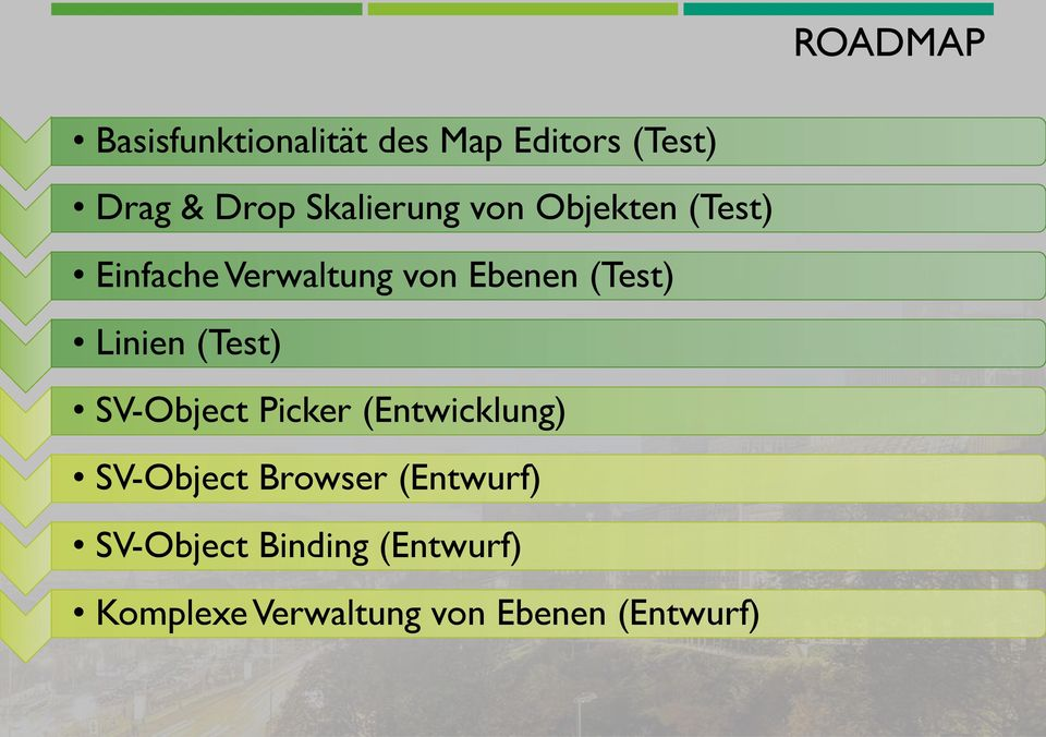 Linien (Test) SV-Object Picker (Entwicklung) SV-Object Browser
