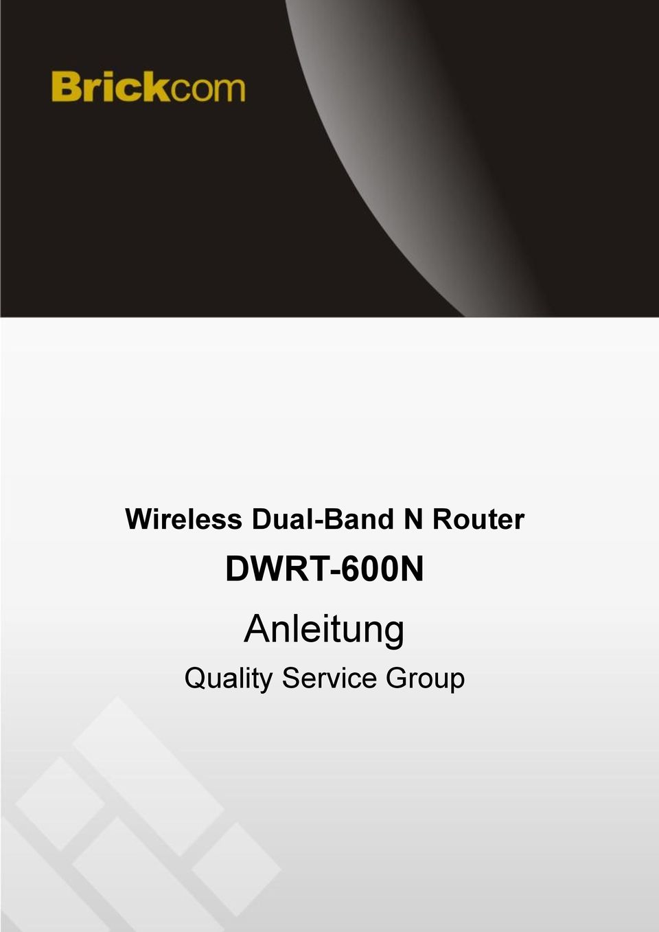Router DWRT-600N