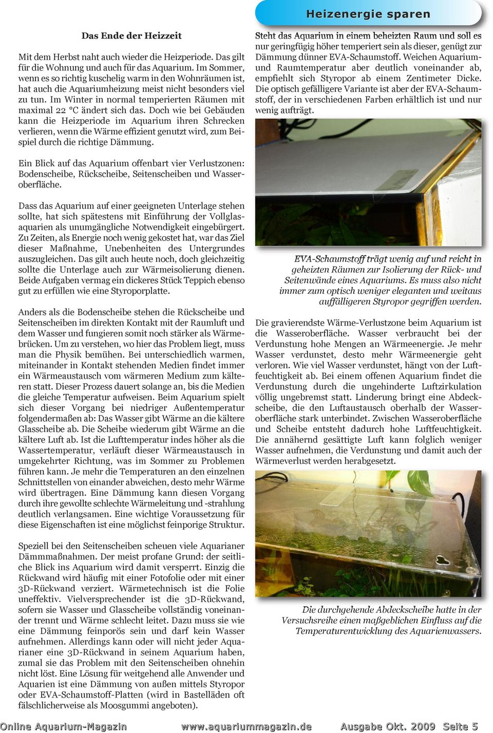online aquarium magazin pdf. Black Bedroom Furniture Sets. Home Design Ideas
