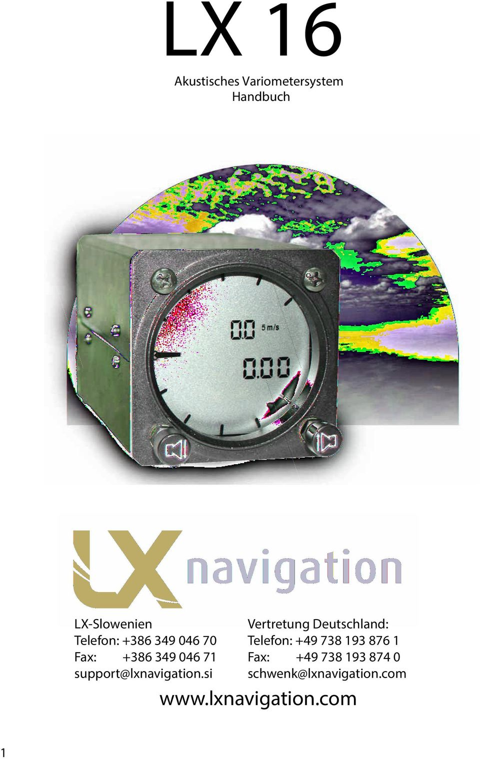 support@lxnavigation.