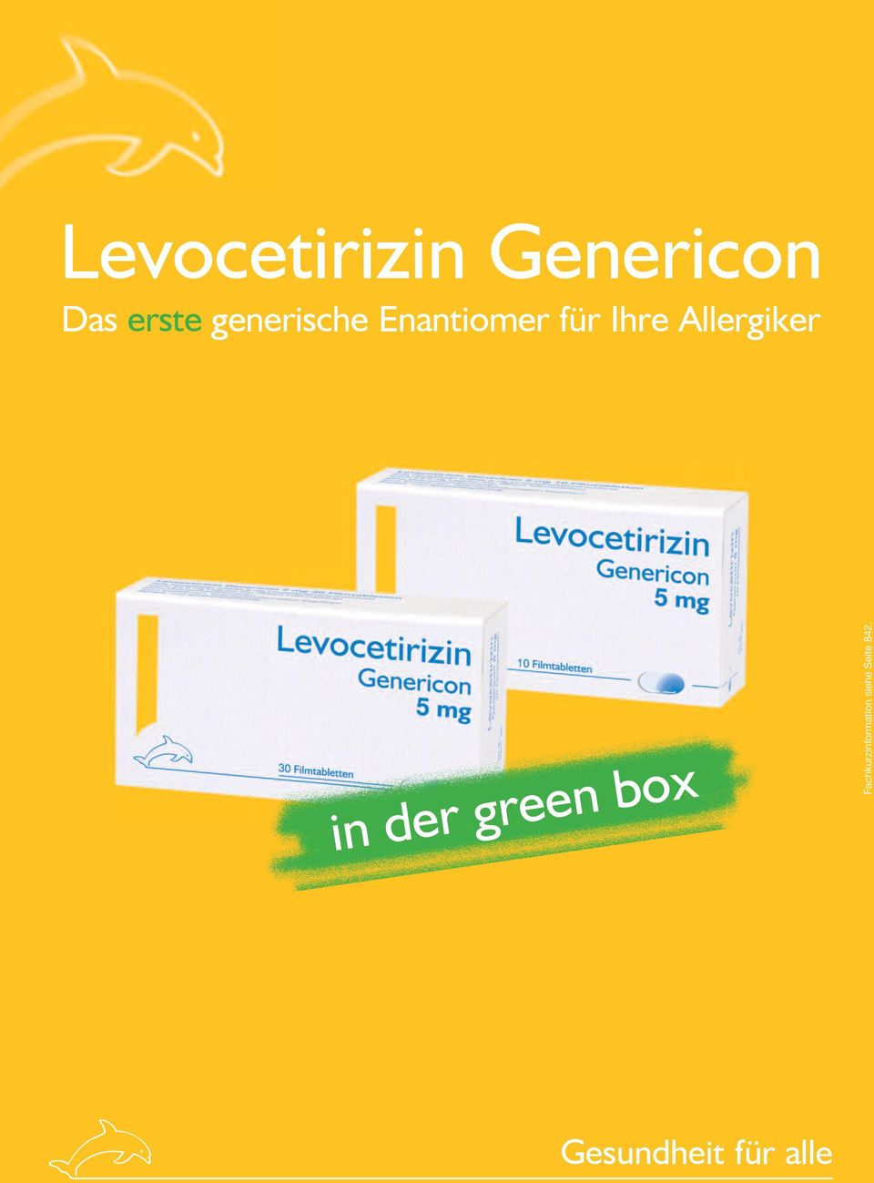 Allergiker in der green box
