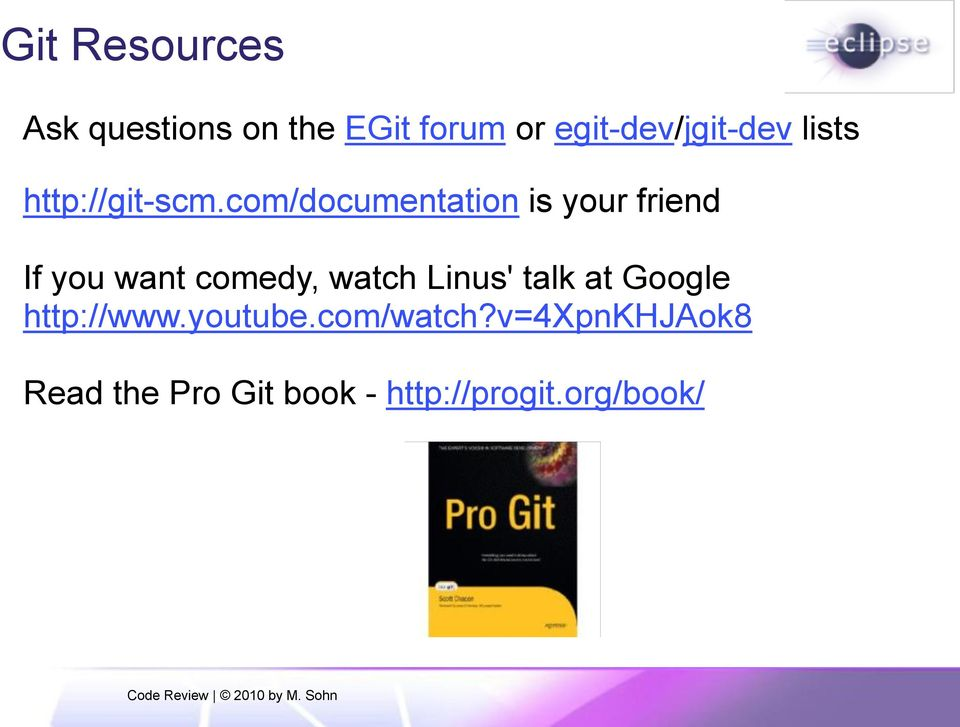 com/documentation is your friend If you want comedy, watch Linus' talk