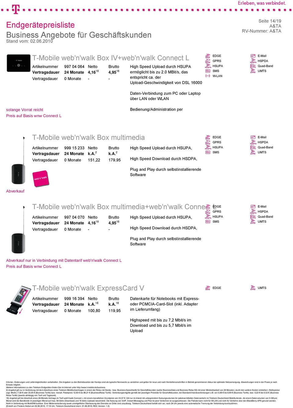 TMobile web'n'wal