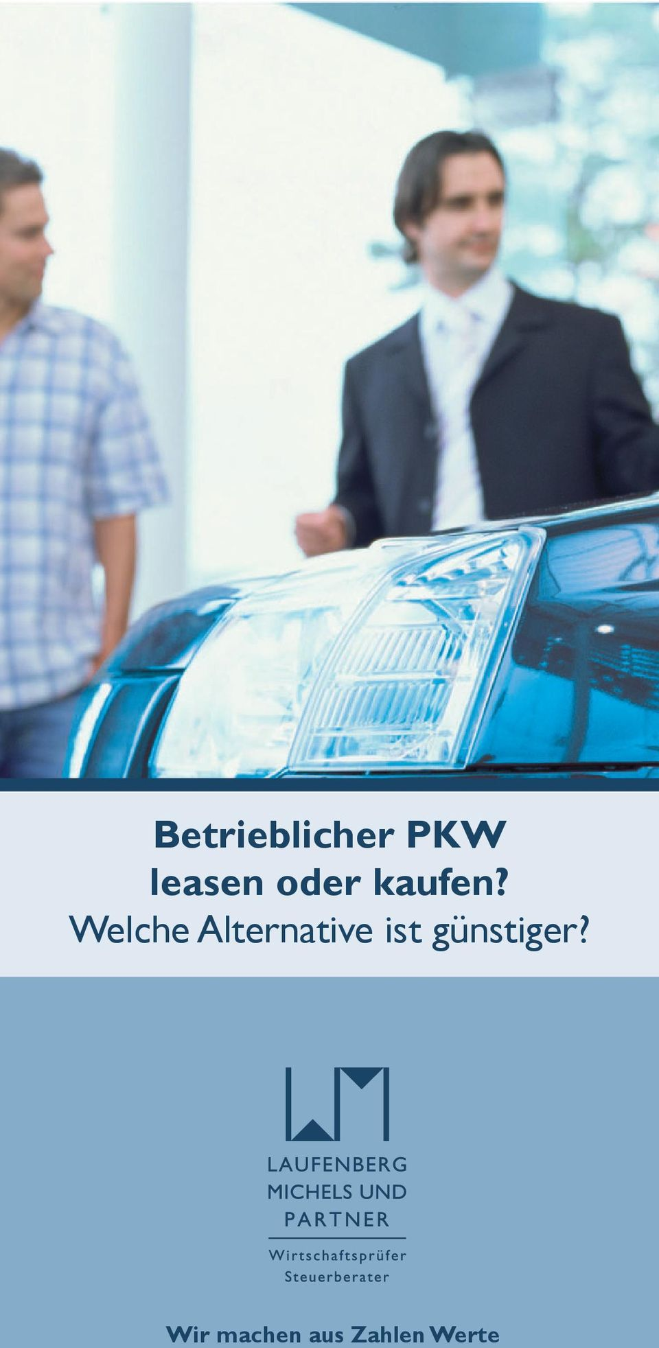 Welche Alternative ist