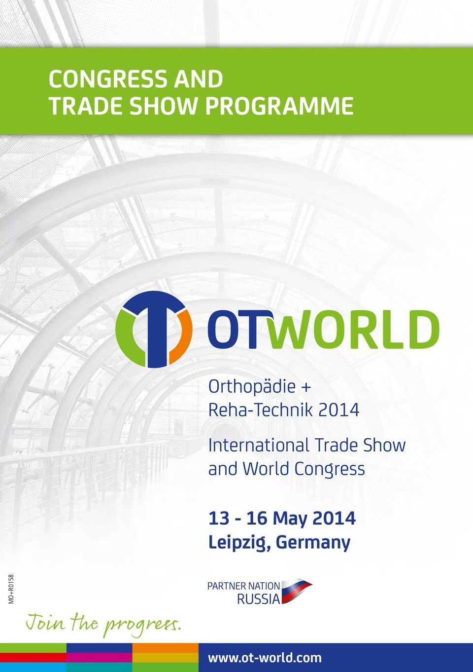 Trade Show and World Congress 13-16