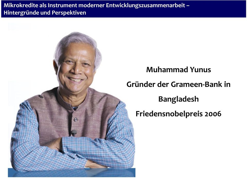 Grameen-Bank in