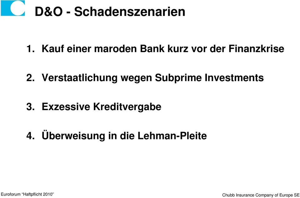 Finanzkrise 2.