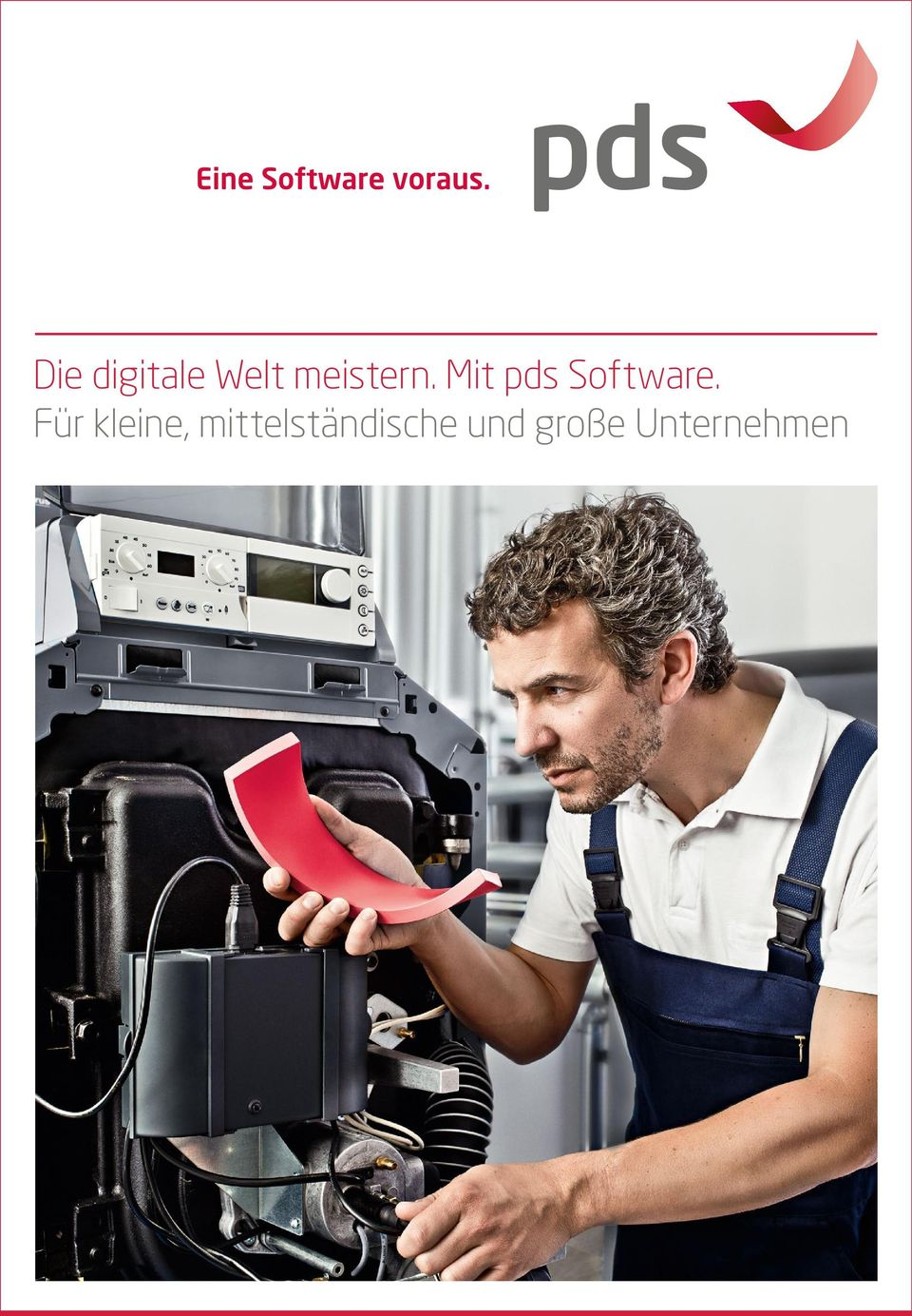 Mit pds Software.