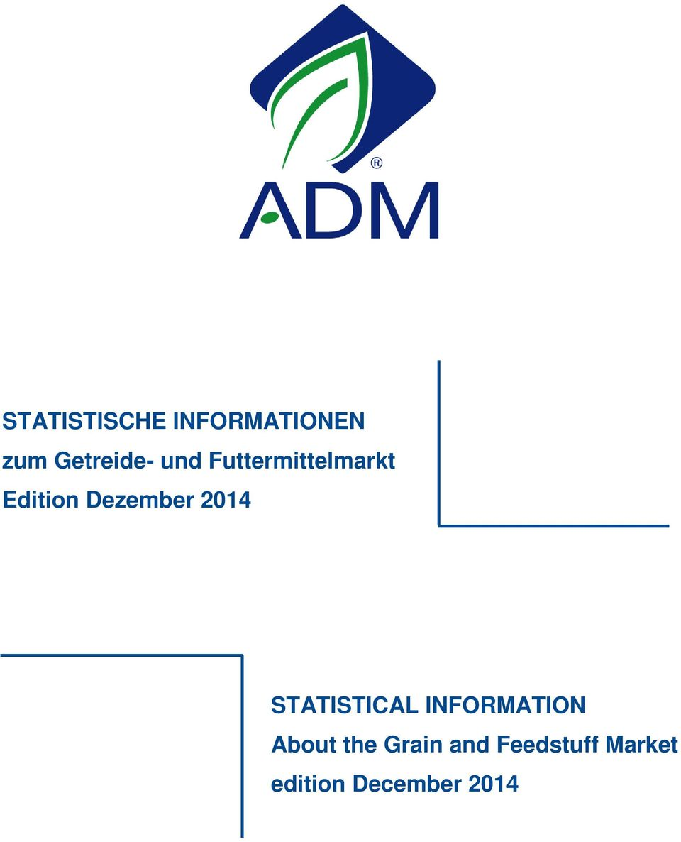 2014 STATISTICAL INFORMATION About the