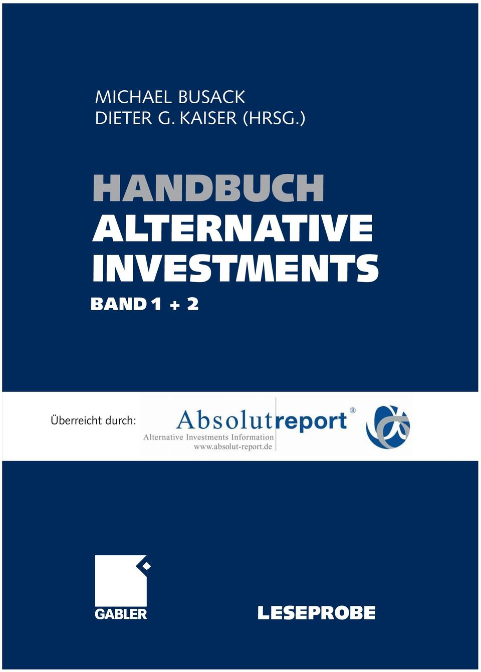 ) HANDBUCH ALTERNATIVE