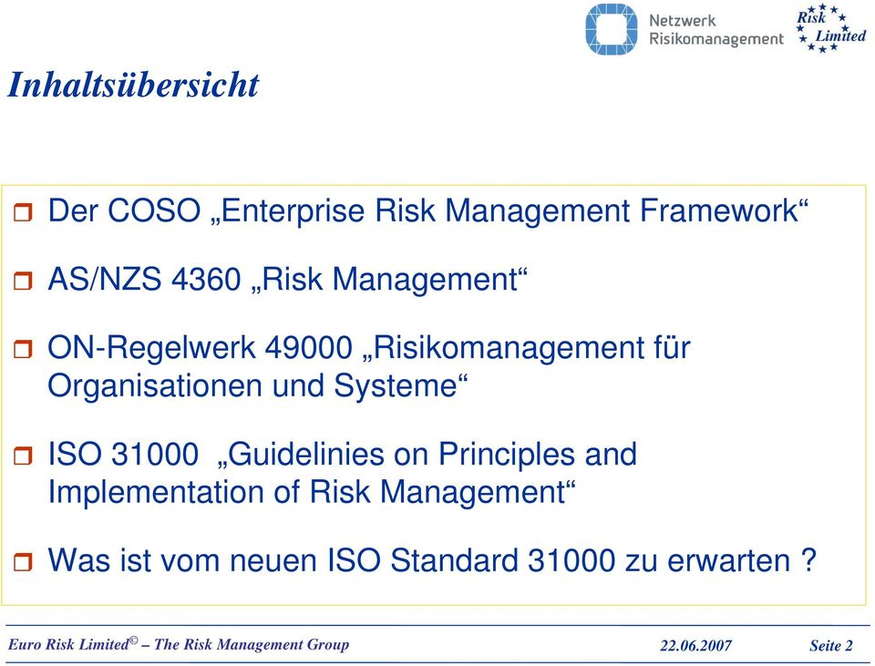 risk management principles and guidelines pdf