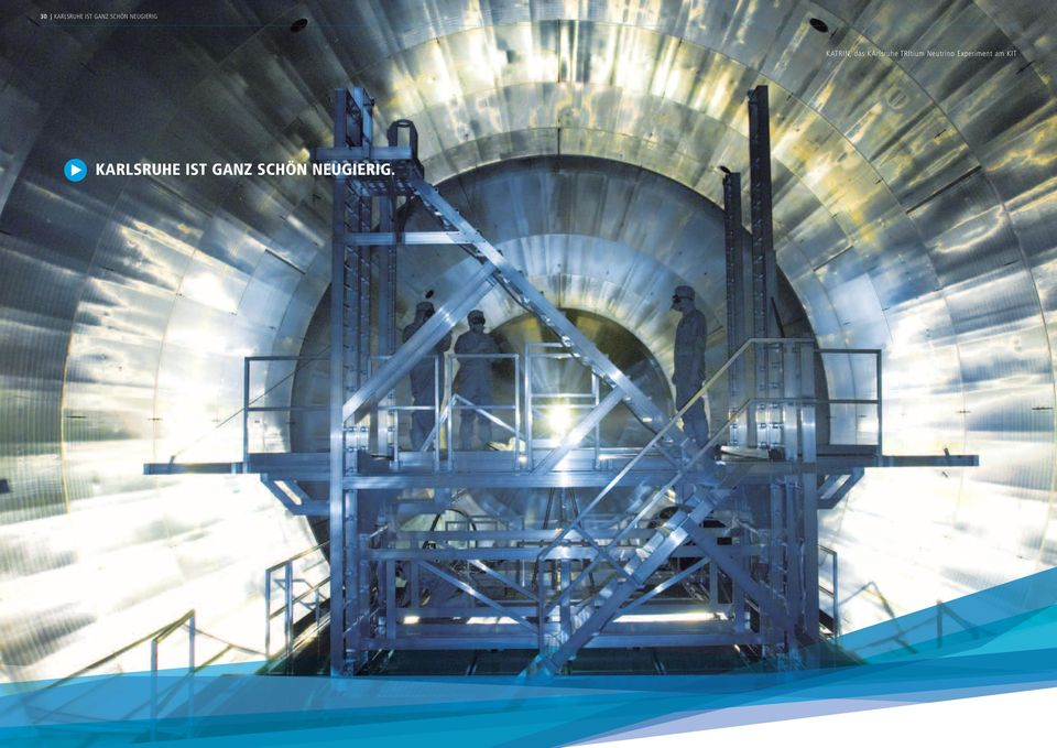 TRItium Neutrino Experiment am