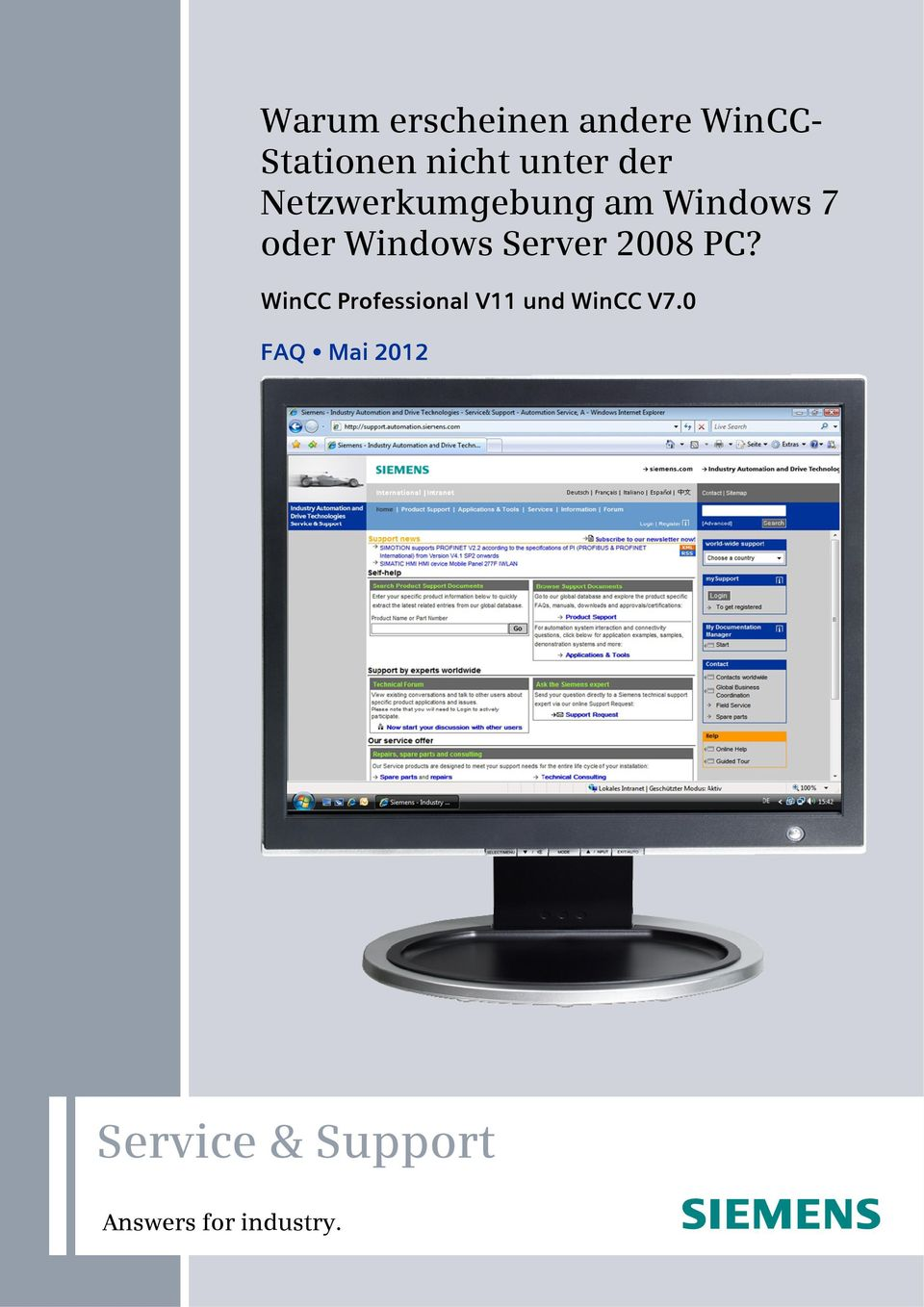 Windows Server 2008 PC?